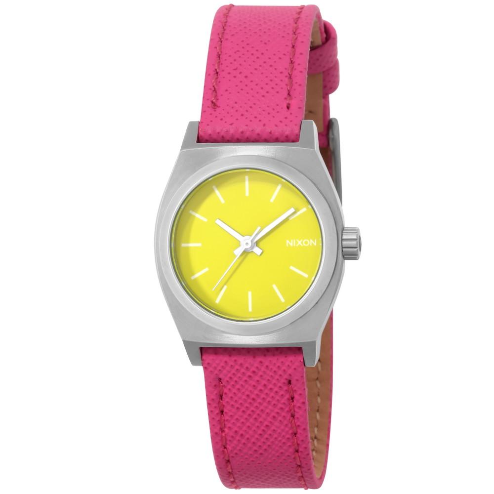 ニクソン NIXON SMALL TIME TELLER LEATHER ユニセックス 時計 腕時計 NXS-A5092081 タイムテラー【カジュアル スケーター ストリート ファッション ブランド アメリカ】 とけい ウォッチ