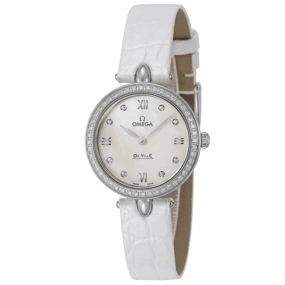 オメガ OMEGA デ・ヴィル ドユードロップ レディース 時計 腕時計 OMS-42418276055001 高級腕時計 ブランド スイス とけい ウォッチ