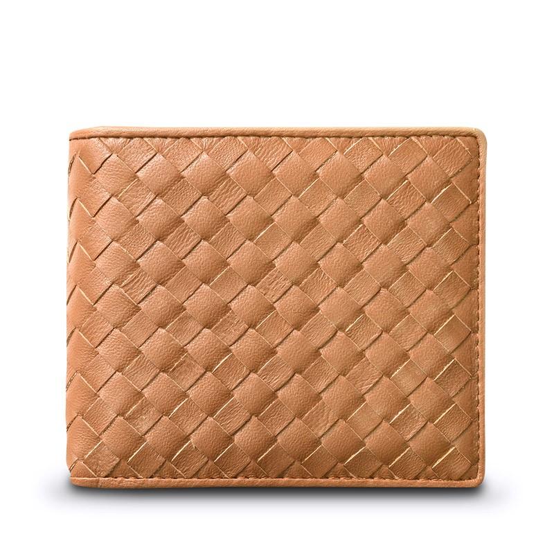 ギオネ GUIONNET メンズ 財布 二つ折り財布 OEM-PG201-CAM 【ブランド】 ウォレット さいふ サイフ 2ツ折り 2つ折り