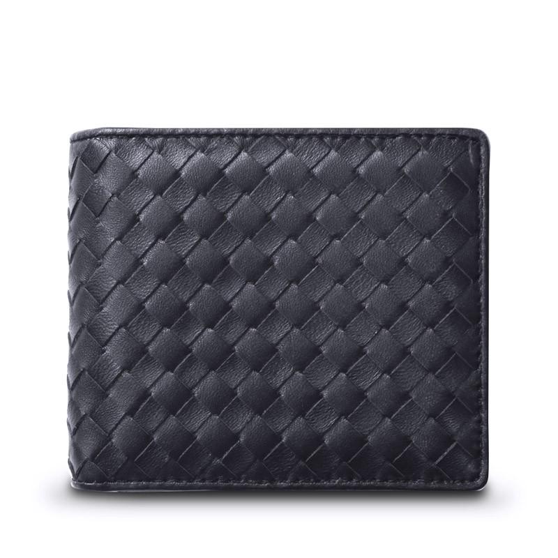 ギオネ GUIONNET メンズ 財布 二つ折り財布 OEM-PG201-NVY 【ブランド】 ウォレット さいふ サイフ 2ツ折り 2つ折り