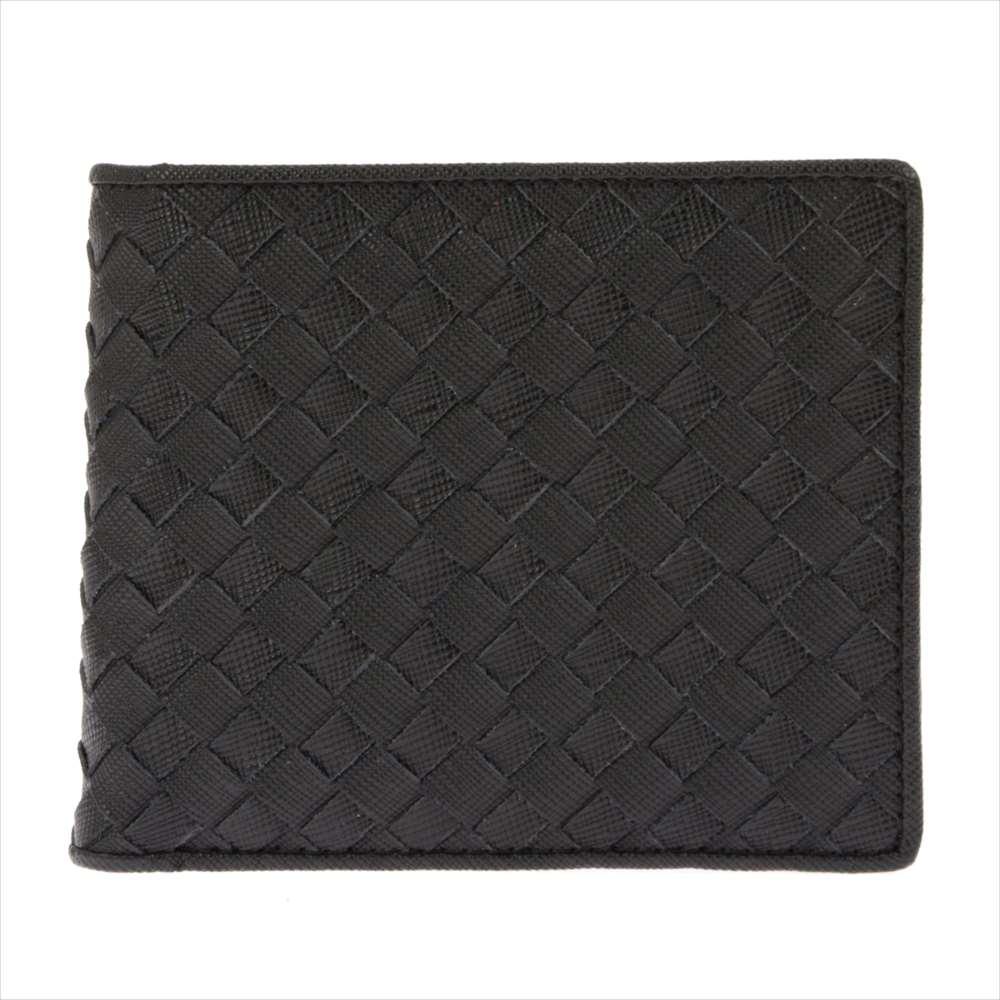 ギオネ GUIONNET メンズ 財布 二つ折り財布 OEM-PG201S-BLK 【ブランド】 ウォレット さいふ サイフ 2ツ折り 2つ折り