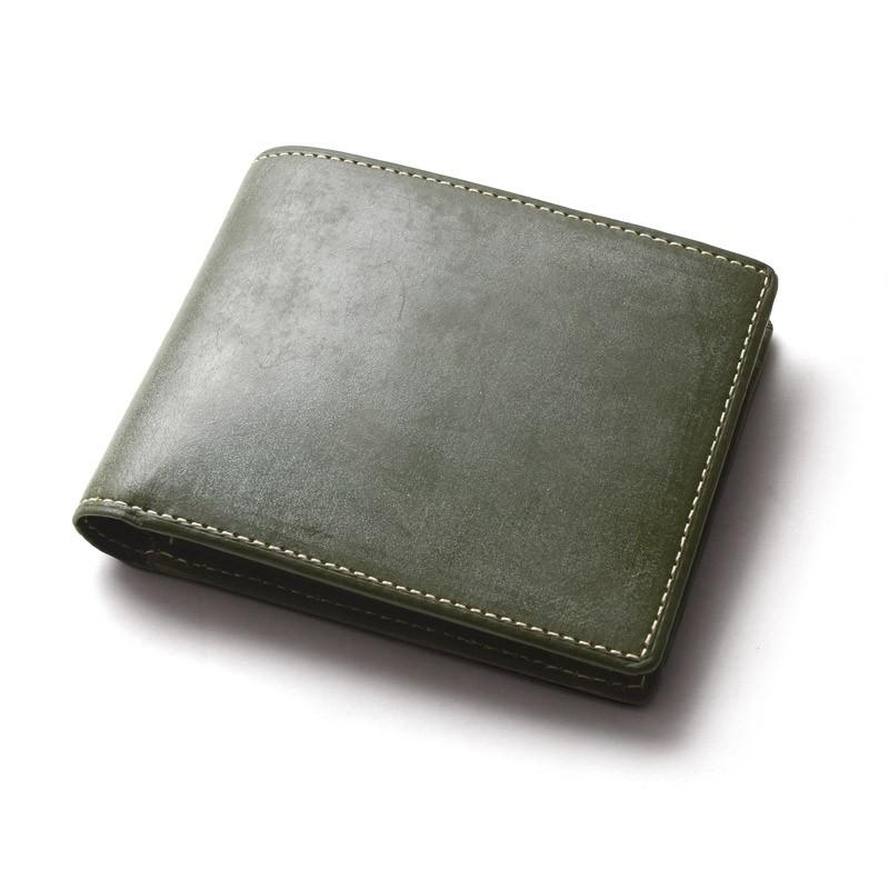 ギオネ GUIONNET メンズ 財布 二つ折り財布 OEM-PG302-GRN 【ブランド】 ウォレット さいふ サイフ 2ツ折り 2つ折り 1位(12月4日現在)