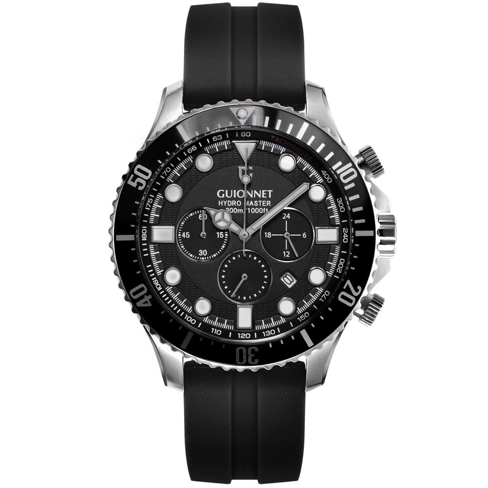 [ギオネ]GUIONNET 腕時計 フライト   -