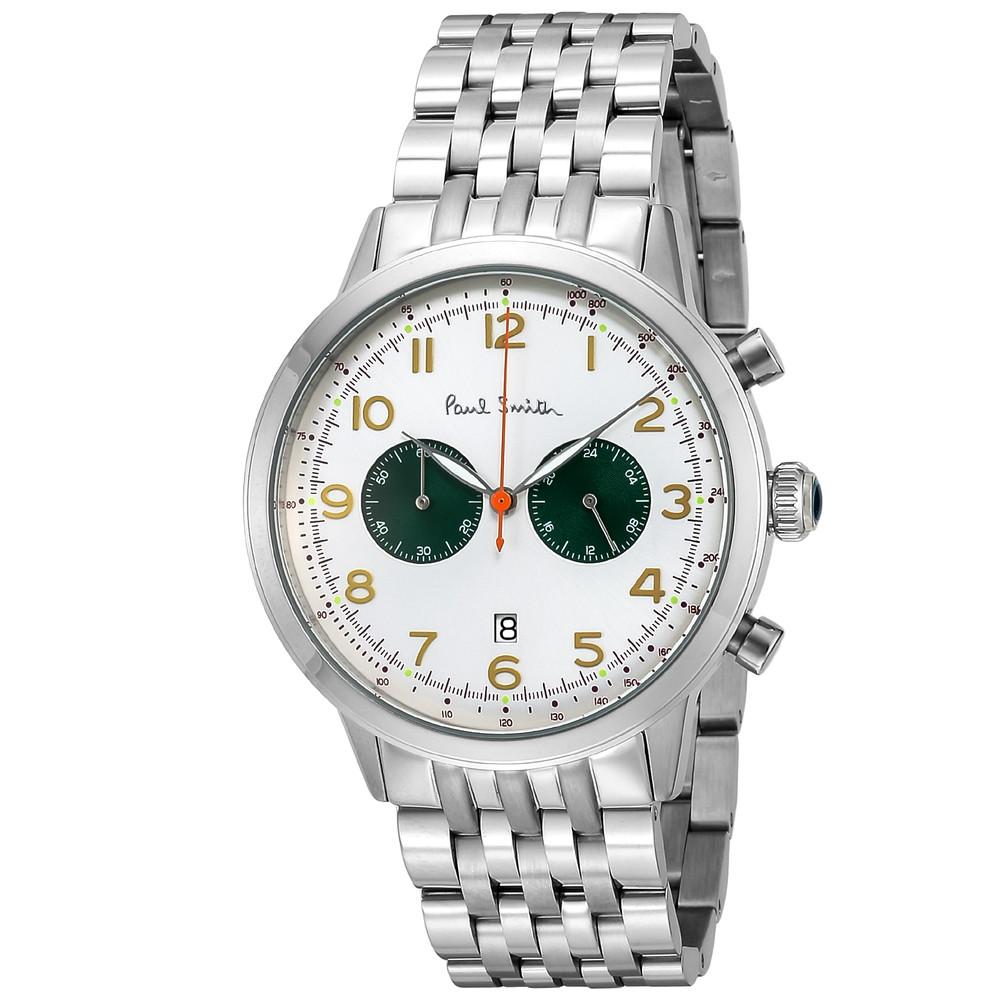 ポールスミス Paul Smith Precision Chrono メンズ 時計 腕時計 PO-P10016 【ブランド】 とけい ウォッチ