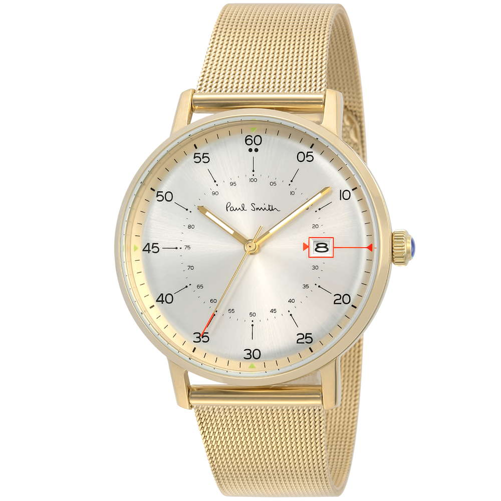 ポールスミス Paul Smith GAUGE メンズ 時計 腕時計 PO-P10130 41mmブランド とけい ウォッチ