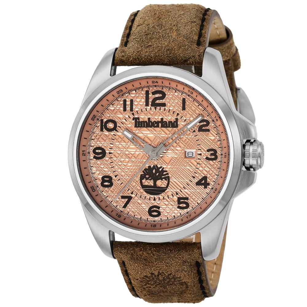ティンバーランド Timberland Leyden メンズ 時計 腕時計 TIM-TBL14768JS07 LEYDEN【ストリート アウトドア カジュアル ブランド アメリカ】 とけい ウォッチ