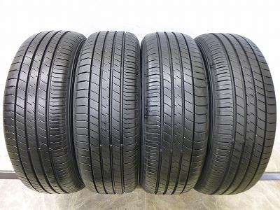 新品未使用正規品 タイヤ 中古タイヤ 出群 175 65-14 65R14 国産 ルマン 5 ダンロップ 4本 中古