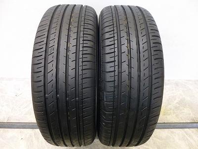 中古 タイヤ ヨコハマ ブルーアース GT AE51 215/60R16 2本 中古  タイヤ 【中古】