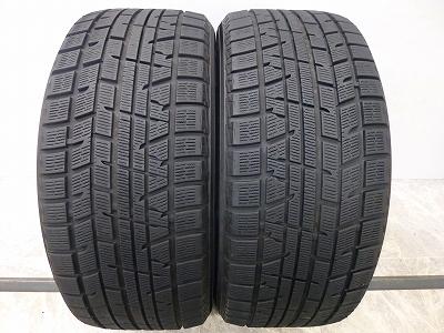 中古スタッドレスタイヤ 中古 スタッドレス 再再販 タイヤ 245 公式サイト 45-18 45R18 iG50 プラス 2本 国産 アイスガード ヨコハマ スタッドレスタイヤ
