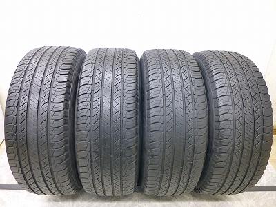 中古 タイヤ ミシュラン ラティチュードツアー HP 265/60R18 4本 中古  タイヤ 【中古】