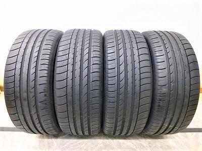中古 タイヤ ダンロップ SP スポーツマックス GT 235/50R18 4本 中古  タイヤ 【中古】