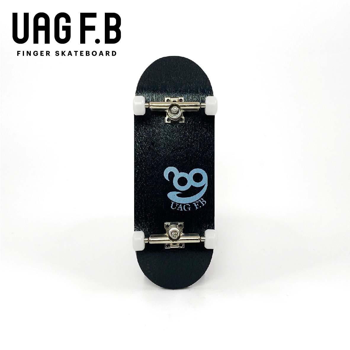 これから始めたい方にオススメ 価格とクオリティーにこだわったUAG F.Bの定番モデル アウトレットセール 特集 UAG F.B 《UAG コンプリート》 Simple -slim 黒 board 指スケ finger skate ver- お得