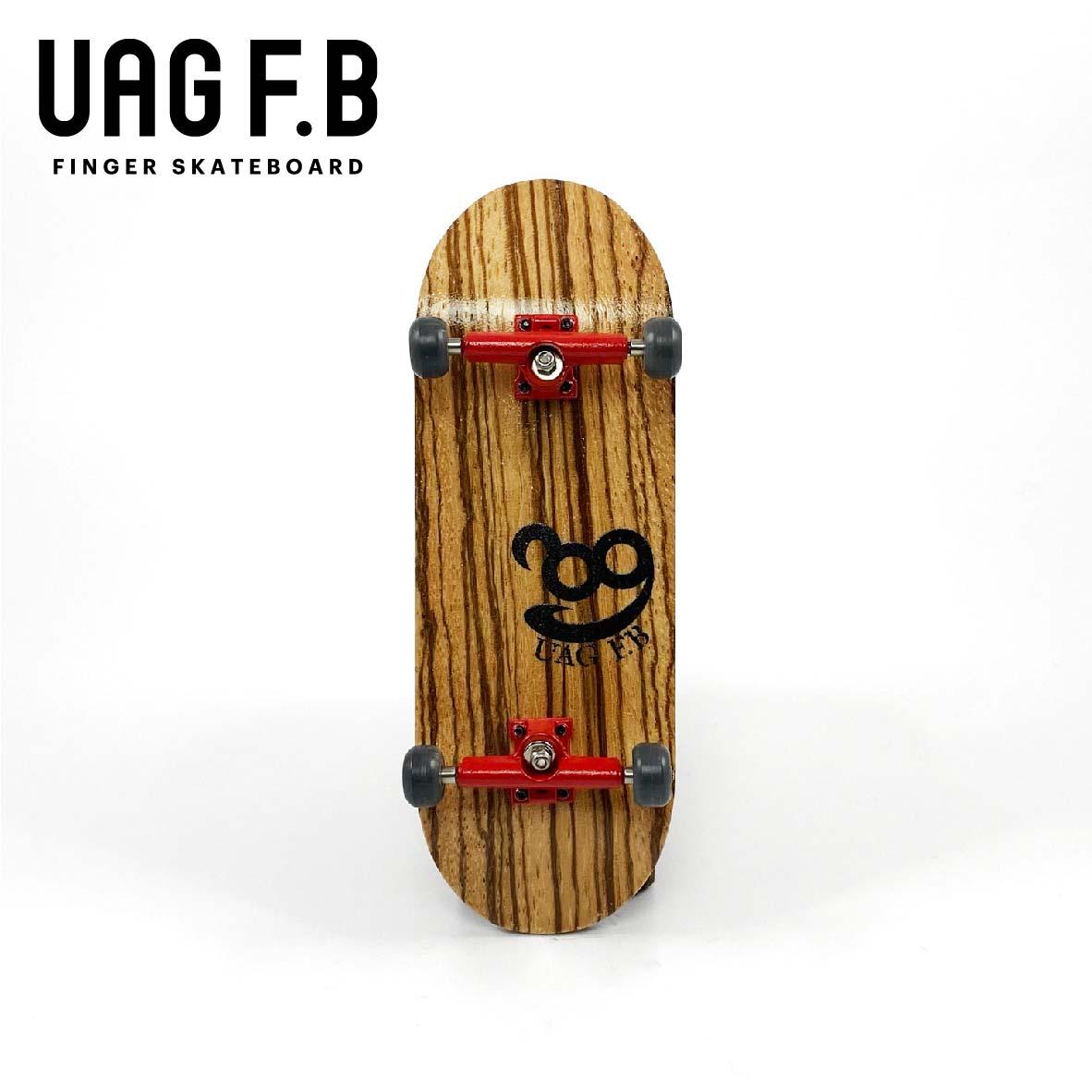 これから始めたい方にオススメ 価格とクオリティーにこだわったUAG F.Bの定番モデル UAG F.B 《UAG リミテッドコンプリート》 指スケ skate finger ver- 爆買い新作 -slim 期間限定で特別価格 Zebra board
