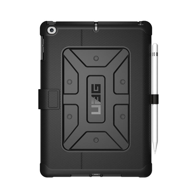 送料無料 選択 URBAN ARMOR GEAR 日本正規代理店品 おトク あす楽OK※休業日対応不可 在庫限り 簡易パッケージ UAG iPad 第6 第5世代 Air ブラック 用 アイパッドカバー 第1世代 耐衝撃 頑丈 スタンド機能 ユーエージー アイパッドair フォリオ アイパッドケース Metropolisケース UAG-IPDF-BLKPBULK