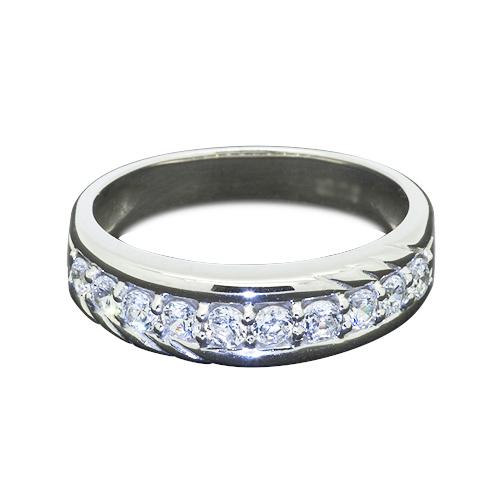 ダイヤモンド リング 0.5ct 【K18WG】【K18YG】【K18PG】