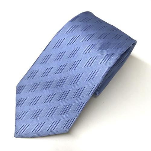 ブランド 激安挑戦中 新色追加 ネクタイ メンズ ブルー 大剣幅8cm 斜めストライプ シルク100% MODELS elite ネコポス配送 中古 エリートモデル