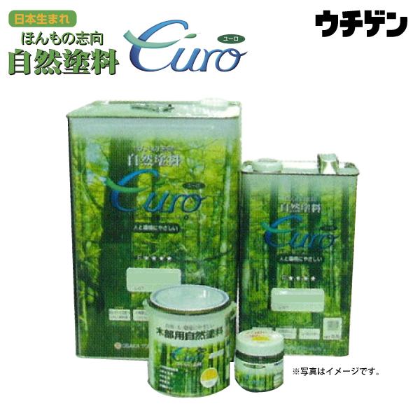 自然塗料 ユーロオイルクリヤー 3.5L 大阪塗料【送料込み】