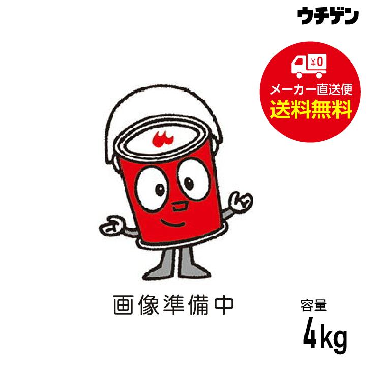 ハイポンサビスタファイン 4kgセット(塗料液3.6kg・硬化剤0.4kg) 日本ペイント 油性 2液 サビ素地調整