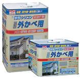 ニッペホーム 水性シリコン外かべ用 16kg 送料無料