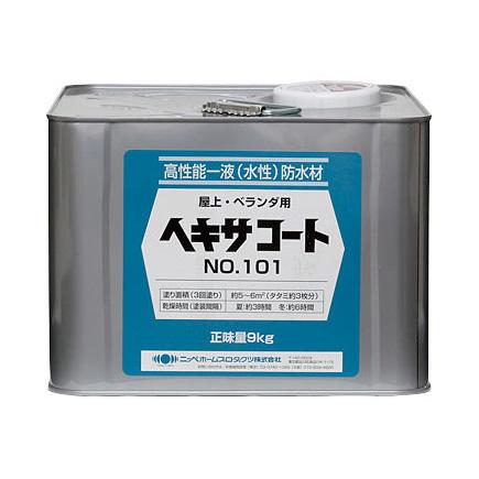 ニッペホーム ヘキサコート NO.101 9kg【送料込み】