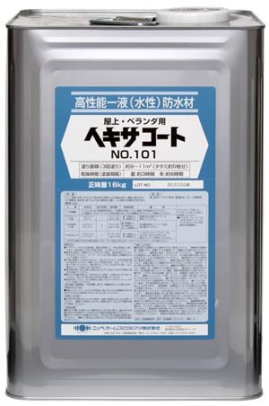 ニッペホーム ヘキサコート NO.101 16kg【送料込み】