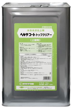 ニッペホーム ヘキサコート トップクリアー 16kg【送料込み】