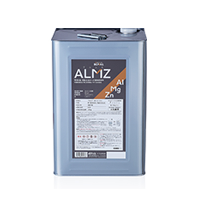 ローバル 亜鉛合金めっき補修用ジンクリッチ ALMZ 20KG ROVAL【送料込み】