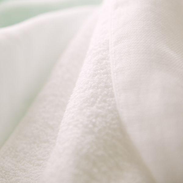 UCHINO 毛巾畫廊 (畫廊 Uchino) 單雙面紗布浴巾