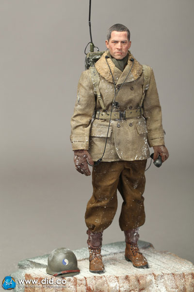 【DID】A80115S 29th Infantry Division Radio Operator