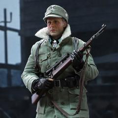 【DID】D80138 WW2 German Battle of Stalingrad 1942 Major Erwin König 10th Anniversary ドイツ軍 狙撃兵 ケーニッヒ少佐 1/6スケールアクションフィギュア《予約9月》