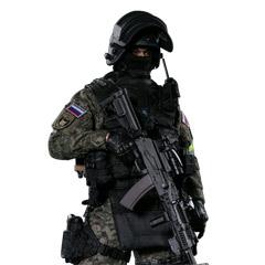 【DAM】No.78058 ELITE SERIES 1/6 RUSSIAN SPETSNAZ MVD - SOBR LYNX スペツナズ ロシア連邦国家親衛隊 特殊部隊 緊急対応特殊課 ソーブル 山猫 1/6フィギュア