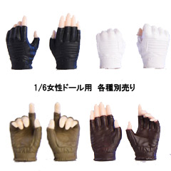 In-Stock VSTOYS 1//6 Scale Gloved Hands For Phicen//Tbleague Bodies Female