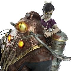 【スリーゼロ】BioShock2 1/6 Subject Delta & Little Sister (バイオショック2 1/6 実験体デルタ&リトルシスター) 1/6スケールアクションフィギュア