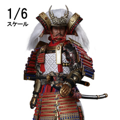 【COO】SE039 1/6 SERIES OF EMPIRES(DIECAST ARMOR) - TAKEDA SHINGEN A.K.A. TIGER OF KAI (STANDARD VER.) 甲斐之虎 武田信玄 通常版 1/6スケールフィギュア