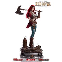 【TBLeague】PL2019-140-B Steam Punk Red Sonja スチームパンク レッドソニア DX版 1/6スケール シームレス女性ボディフィギュア