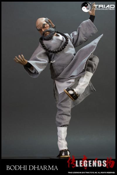 LEGENDS: BODHI DHARMA 12 INCH COLLECTIBLE FIGURE