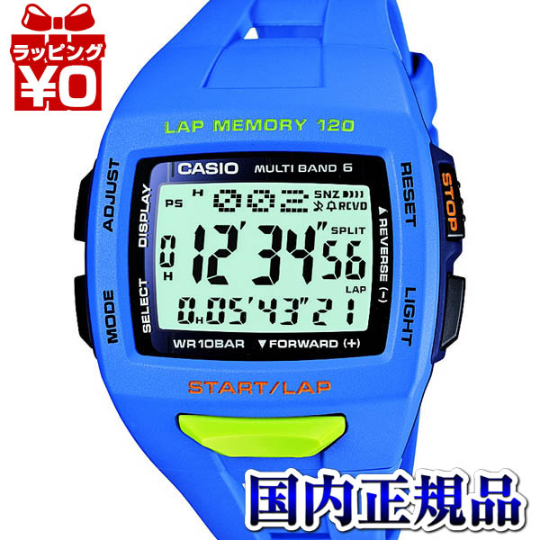 STW-1000-2JF Casio SPORTS domestic genuine radio solar world 6 stations receive support lap 120 watch watch WATCH sale kind Christmas gifts