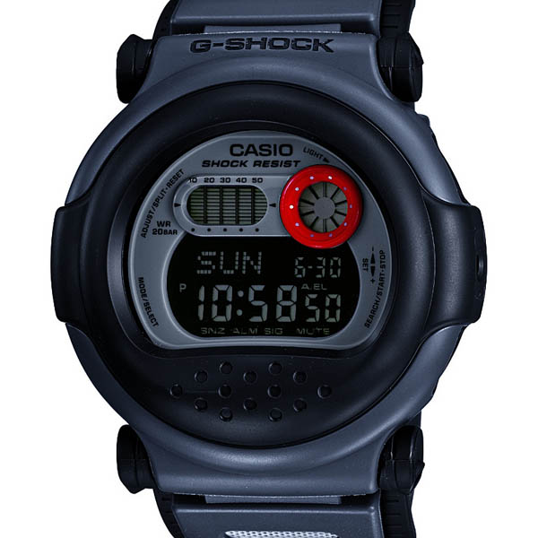 G-001-8CJF Casio g-shock Japan genuine 20 ATM water resistant EL backlight Snooze feature watch watch WATCH G shock upup7