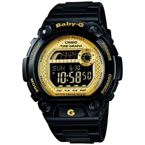 BLX-100-1CJF Casio model baby-g domestic regular limited 20 ATM waterproof タイドブラフ world time 48 cities watch watch WATCH sales type Womens Christmas gifts fs3gm