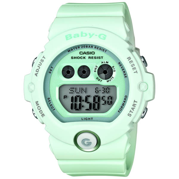 BG-6902-3JF Casio baby-g domestic genuine 20 air pressure waterproof shockproof structure world time world 48 cities watch watch WATCH sale type