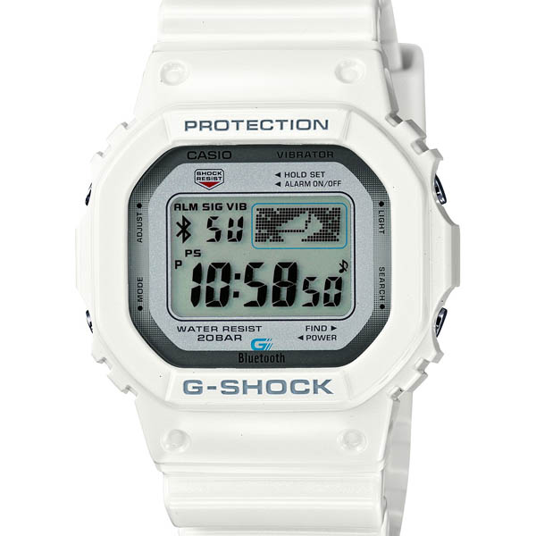 GB-5600AA-7JF Casio g-shock Japan genuine 20 air pressure waterproof shockproof structure Bluetooth Low Energy based Smartphone compatible watch watch WATCH G shock mens Christmas gifts fs3gm