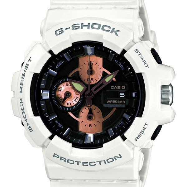 GAC-100RG-7AJF Casio g-shock Japan genuine 20 ATM water resistant shock resistant structure 1 / 20-second stopwatch watch watch WATCH G shock mens upup7