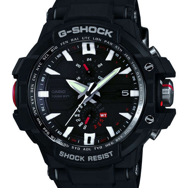 GW-A1000-1AJF Casio g-shock Japan genuine 20 air pressure shock resistant water resistant radio solar-resistant centrifugal and vibration feature watch watch WATCH G shock mens Christmas gifts fs3gm