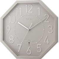 Simple mode octoCitizen citizen 8MY477-008 wall clock domestic regular article clock sale kind present four circle