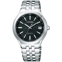 AS7040-59E CITIZEN citizen EXCEED exceed eco-drive radio clock watch ★ ★ domestic genuine watches WATCH marketing kind Christmas gifts fs3gm