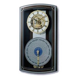 All over the world / Prime organist 4MH848RH06 RHYTHM CITIZN citizen rhythm clock clock domestic genuine watch WATCH manufacturers warranty sales type
