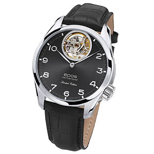 Sale kind present with the whole world /3412OHAGY LTD888 rolling by hand EPOS エポスメンズ watch domestic regular article watch WATCH maker guarantee