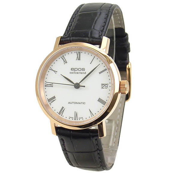 All over the world / 4387 RGRWH ETA2892-A2 EPOS interesting mens watch domestic genuine watch WATCH manufacturers warranty sales type