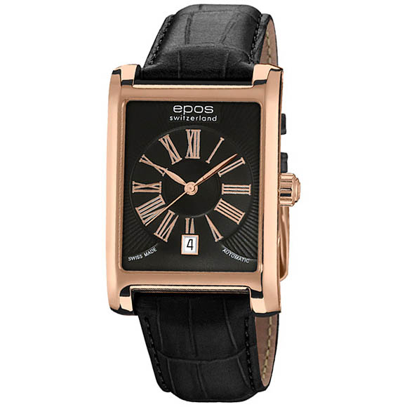 Sale kind present with the whole world /3399RGPRBK EPOS エポスメンズ watch domestic regular article watch WATCH maker guarantee
