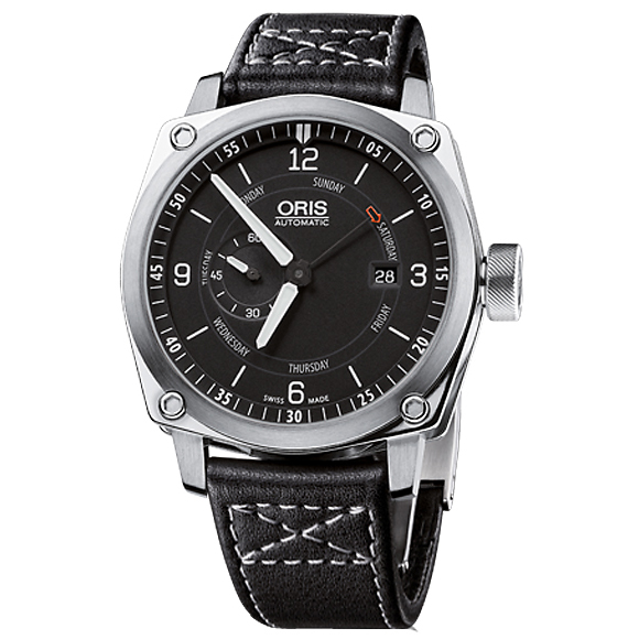 Sale kind present with the whole world / 64576174174D BC4 Small second pointer D ORIS cages men clock watch watch WATCH maker guarantee